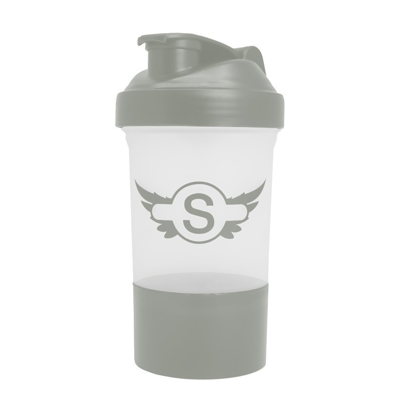 Supplementler.com Shaker 400 ML - Gri