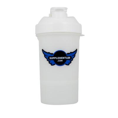 Supplementler.Com Shaker 400 ML + Saklama Haznesi