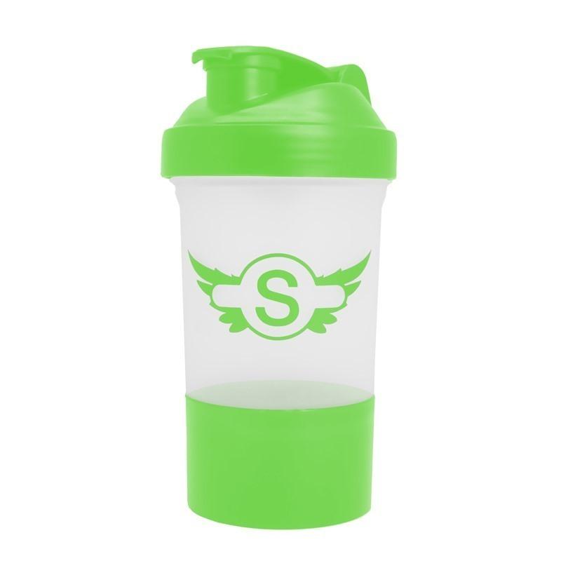 Supplementler.com Shaker 400 ML - Yeşil