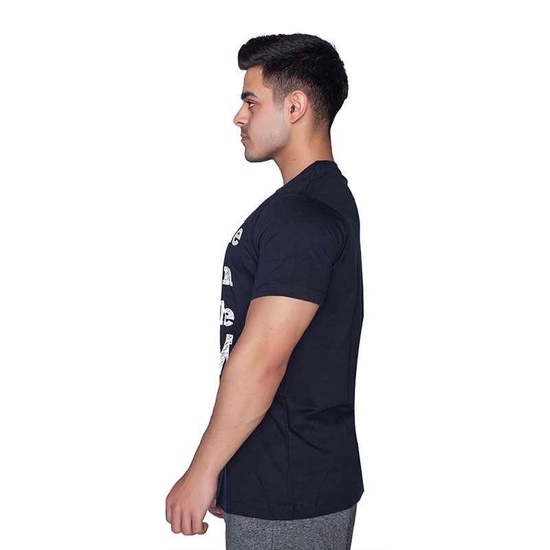 Supplementler.com Single Taken At The Gym T-Shirt Lacivert