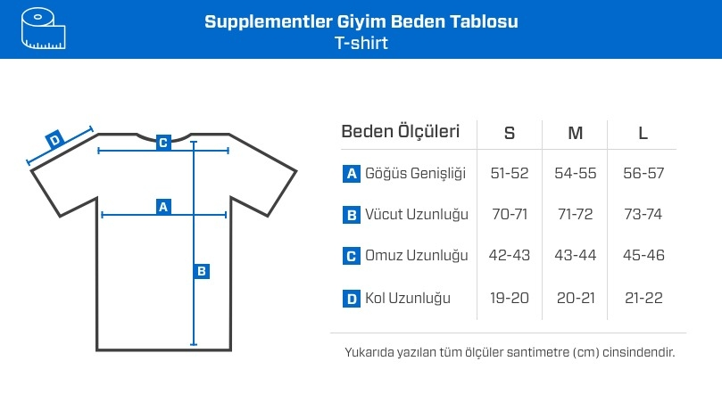 Supplementler.com Tek Rakibim Arnold T-Shirt Siyah