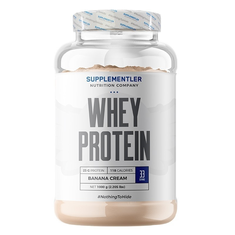 Supplementler.com Whey Protein 1000 Gr