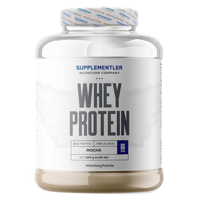 Supplementler.com Whey Protein 2000 Gr