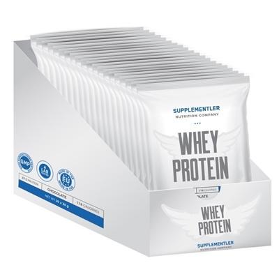 Supplementler Supplementler.com Whey Protein 30 Gr Tek Kullanımlık 20 Adet