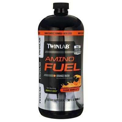 Twinlab Amino Fuel Anabolic Liquid 946 ML