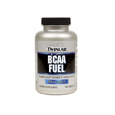 Twinlab BCAA Fuel 180 Tablet