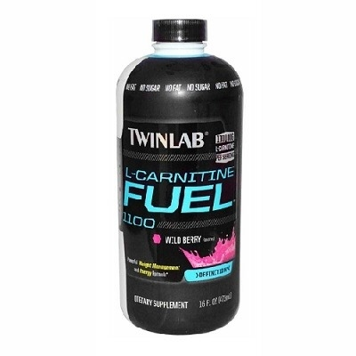 Twinlab L-Carnitine Fuel 1100 473 ML