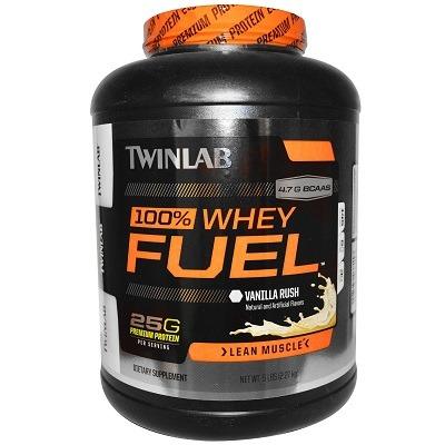 Twinlab Whey Protein Fuel 2270 Gr