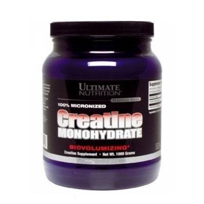 Ultimate Creatine Monohydrate 1000 Gr
