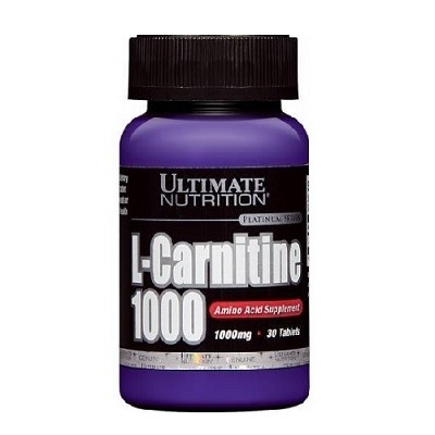 Ultimate L-Carnitine 1000Mg 30 Tablet