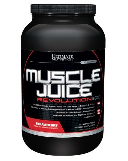 Ultimate Muscle Juice Revolution 2120 Gr