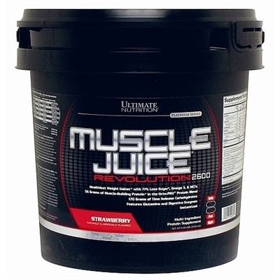 Ultimate Muscle Juice Revolution 5040 Gr