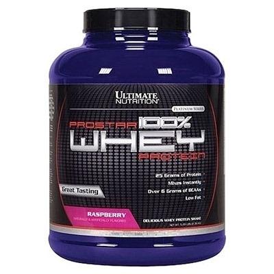 Ultimate Prostar %100 Whey 2390 Gr