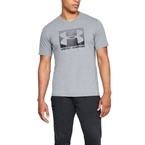 Under Armour Boxed Sportstyle T-Shirt Gri