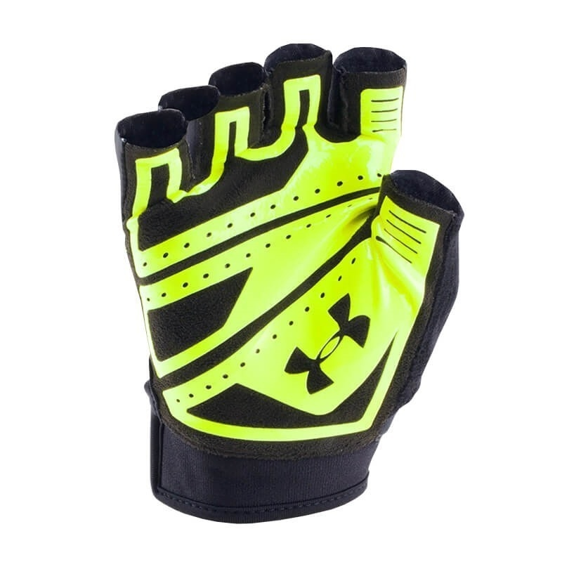 Under Armour CoolSwitch Flux Antrenman Eldiveni Siyah