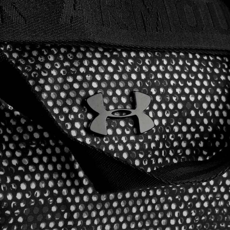 Under Armour Favorite Kadın Silindir Çanta Gri-Siyah