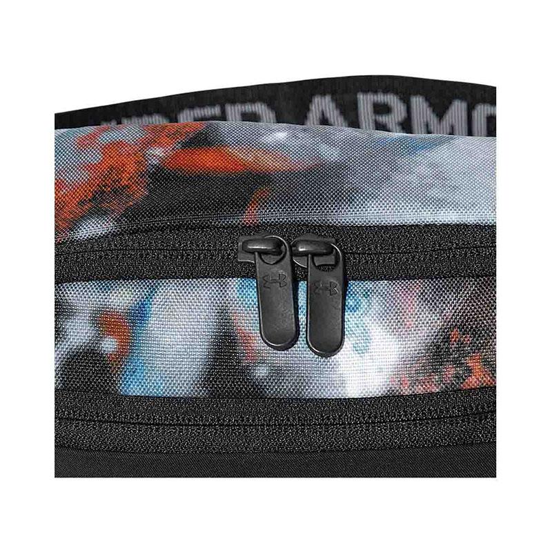 Under Armour Flex Waist Bag Bel Çantası Siyah Beyaz