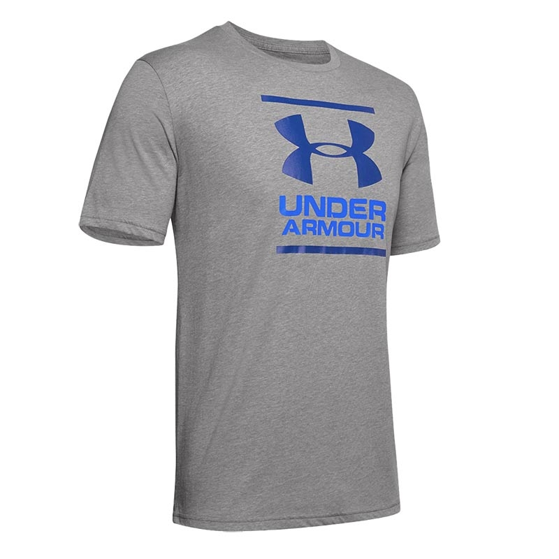 Under Armour GL Foundation T-Shirt Açık Gri