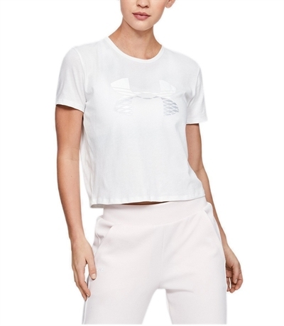 Under Armour Graphic Baby T-Shirt Beyaz