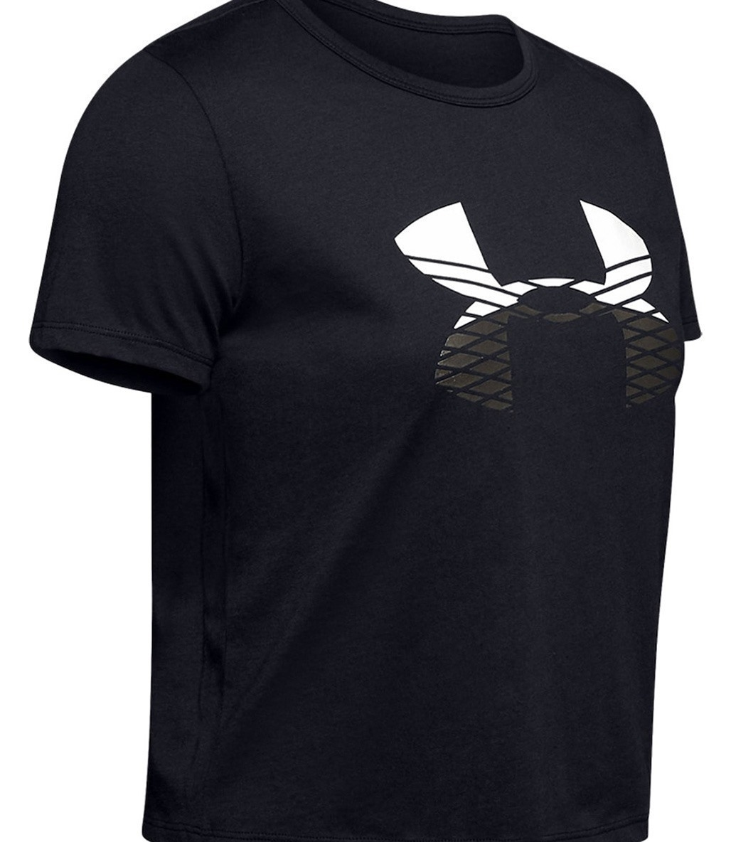 Under Armour Graphic Baby T-Shirt Siyah
