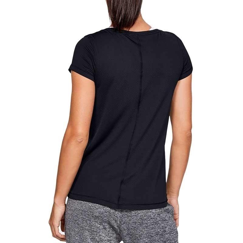 Under Armour HeatGear Armour T-Shirt Siyah