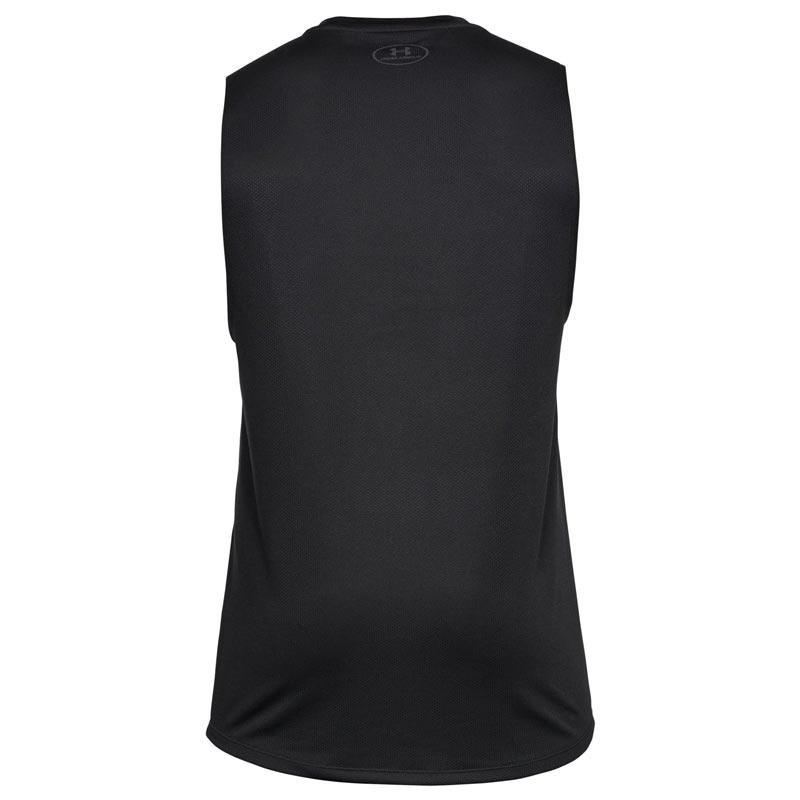 Under Armour MK-1 Kolsuz T-shirt Siyah