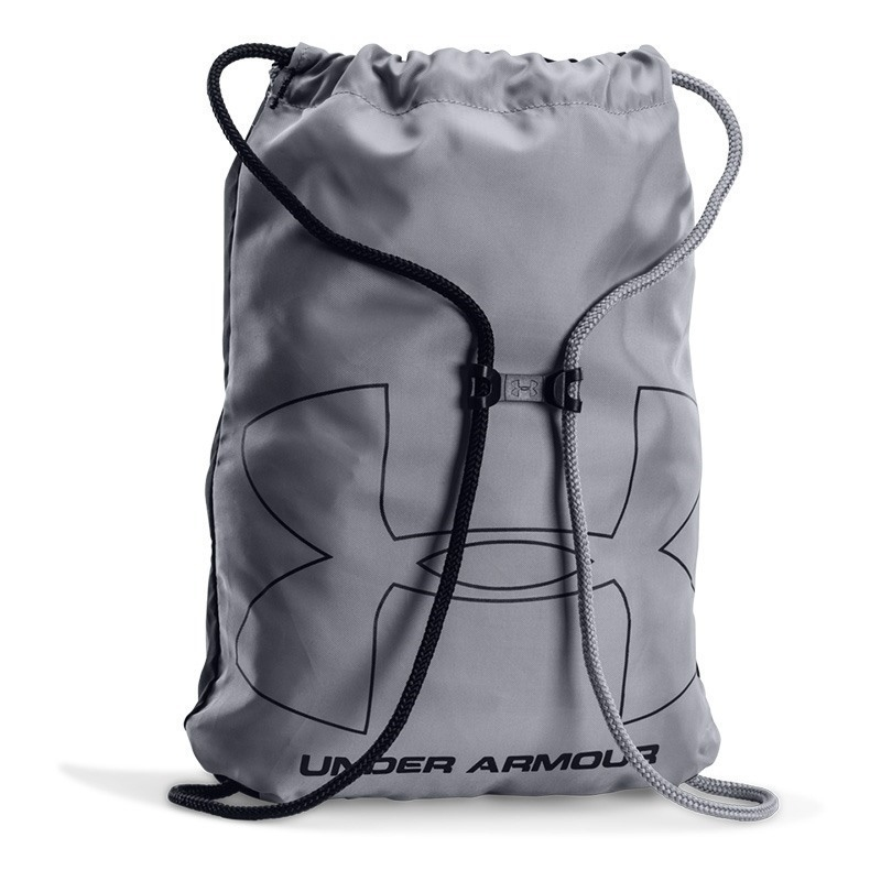 Under Armour Ozsee Sackpack Sırt Çantası Siyah-Gri