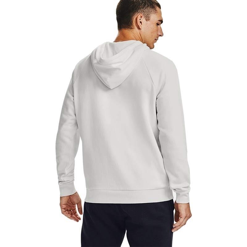 Under Armour Rival Flc Big Logo Sweatshirt Beyaz