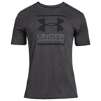 Under Armour Short-Sleeve Graph T-Shirt Gri