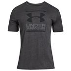 Under Armour Short-Sleeve Graph T-Shirt Gri