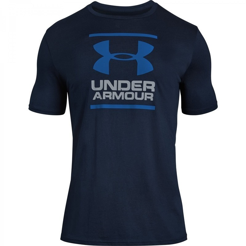 Under Armour Short-Sleeve Graph T-Shirt Lacivert