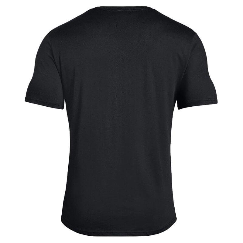 Under Armour Short-Sleeve Graph T-Shirt Siyah-Beyaz