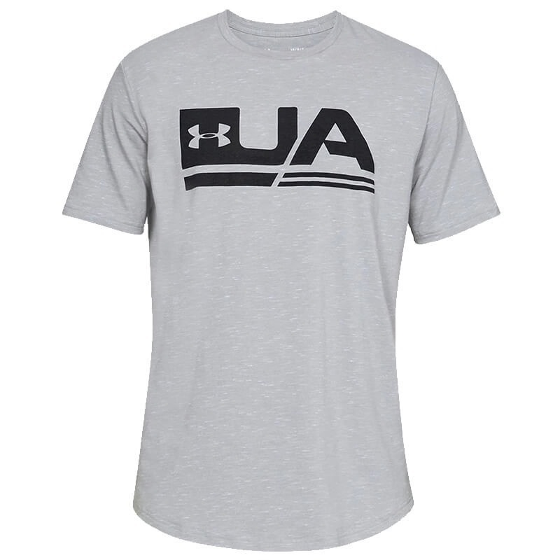 Under Armour Sportstyle T-Shirt - Gri