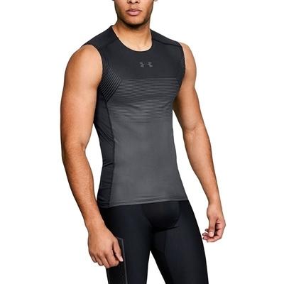 Threadborne Vanish Kolsuz Erkek Atlet Siyah-Gri