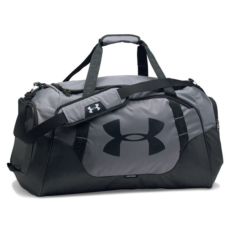 Under Armour Undeniable Duffle 3.0 Md Spor Çanta - Gri