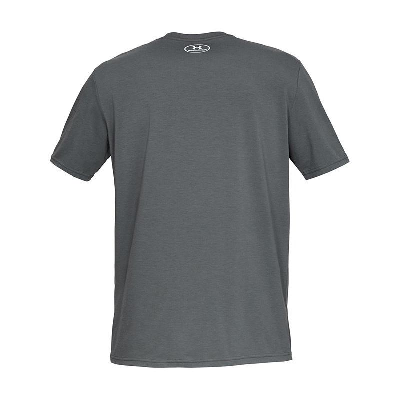 Under Armour x Project Rock Rent's Due T-Shirt - Gri