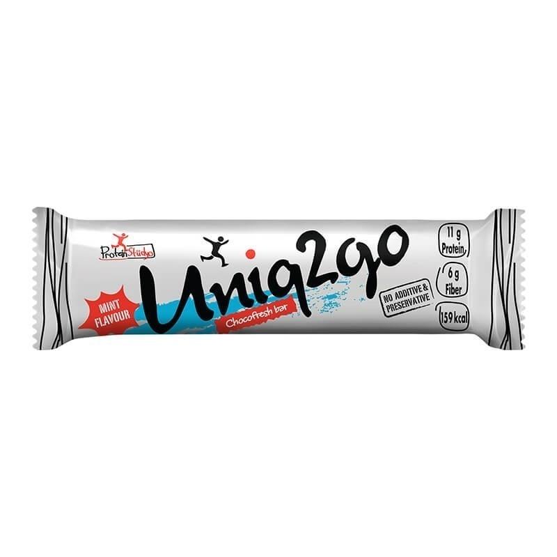 Uniq2go ChocoFresh Bar 50 Gr 16 Adet