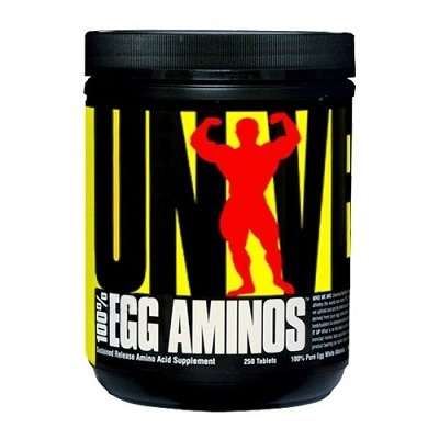 Universal %100 Egg Aminos 250 Tablet