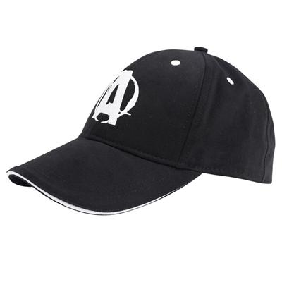 Universal Animal Spor Şapka Siyah