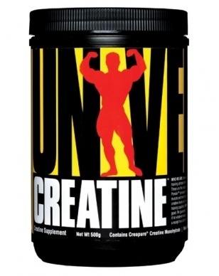 Universal Creatine Powder 500 Gr