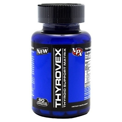 Vpx Thyrovex 60 Sıvı Kapsül