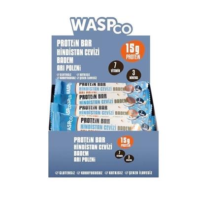 Waspco Arı Polenli Protein Bar 50 Gr 16 Adet