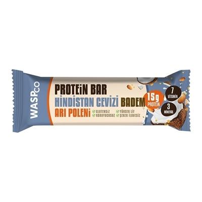 Waspco Arı Polenli Protein Bar 50 Gr
