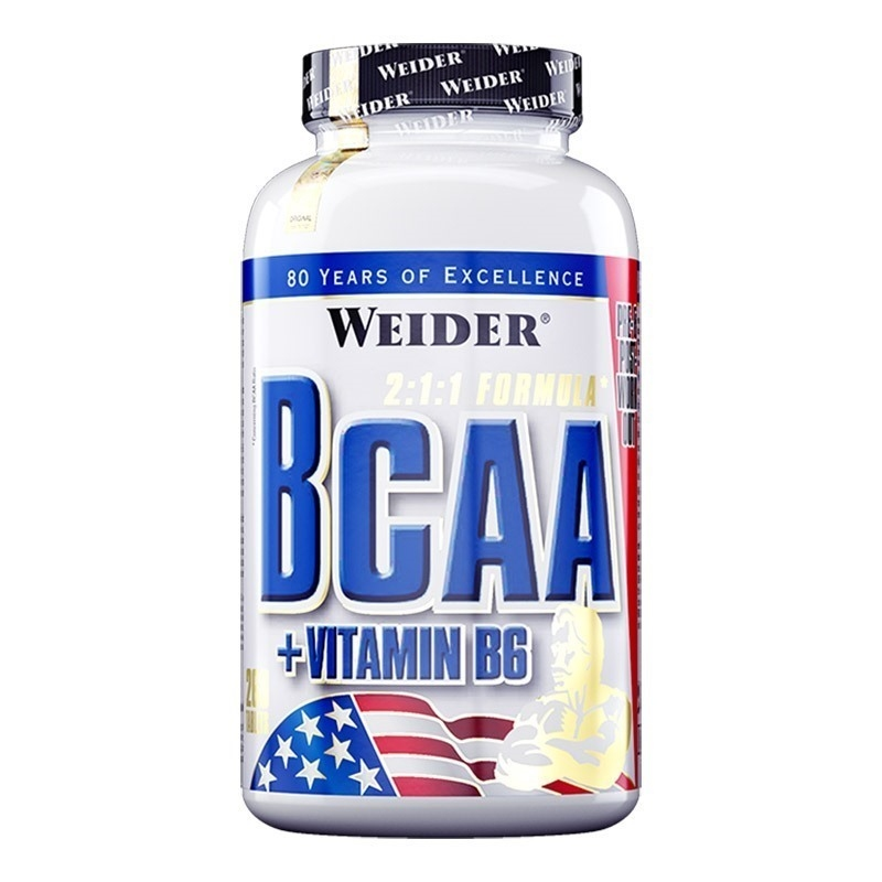 Weider All Free Form BCAA 260 Tablet