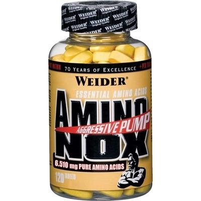 Weider Amino Nox 120 Tablet