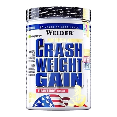 Weider Crash Weight Gain 1500 Gr