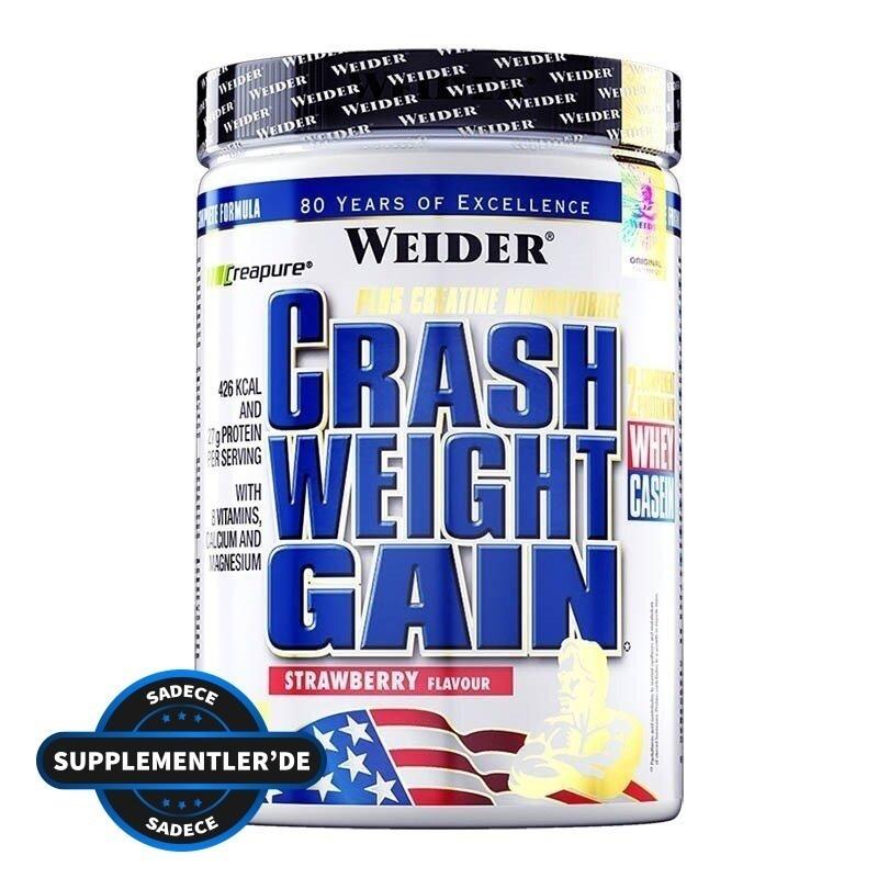Weider Crash Weight Gain 1500 Gr