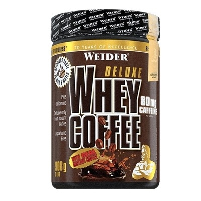 Weider Deluxe Whey Coffee 908 Gr
