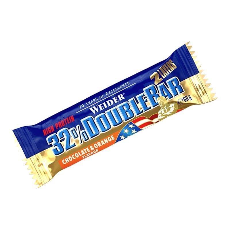 Weider Doublebar Protein Bar 60 Gr
