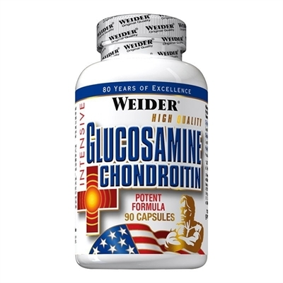 Weider Glucosamine Chondroitin+Msm+Hy.Acid 90 Tablet
